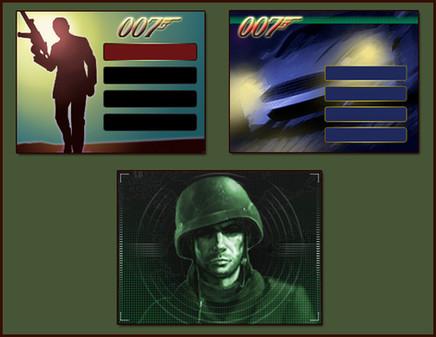 Screen Designs