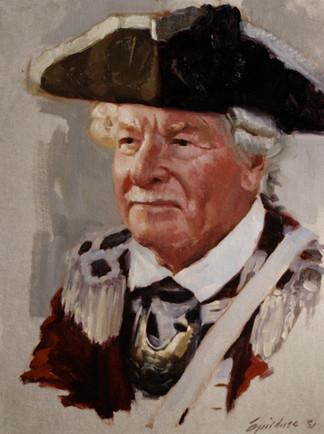 British Captain 18th Century