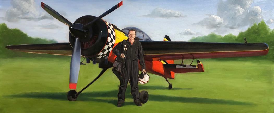 Tony Daum and the YAK