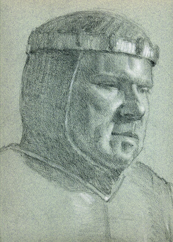 Sketch of a King