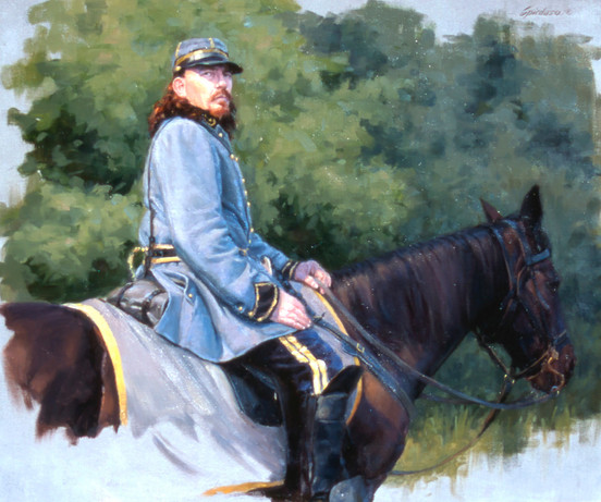 Pickett Observing the Charge