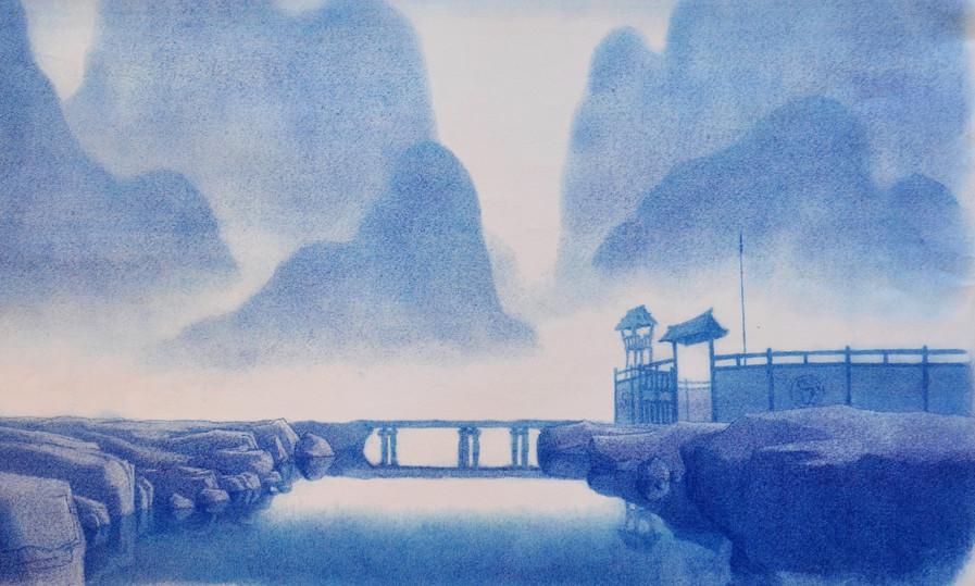 Mulan Layout Drawing