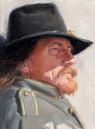 Sergeant Major John Butler