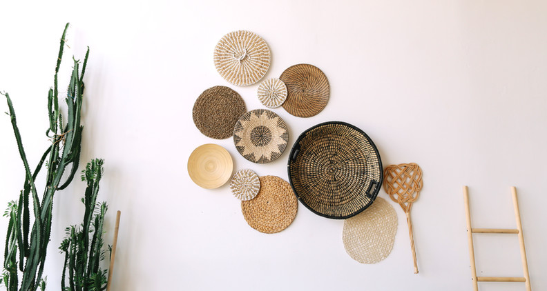 Make GROUPINGS of a favorite collection.