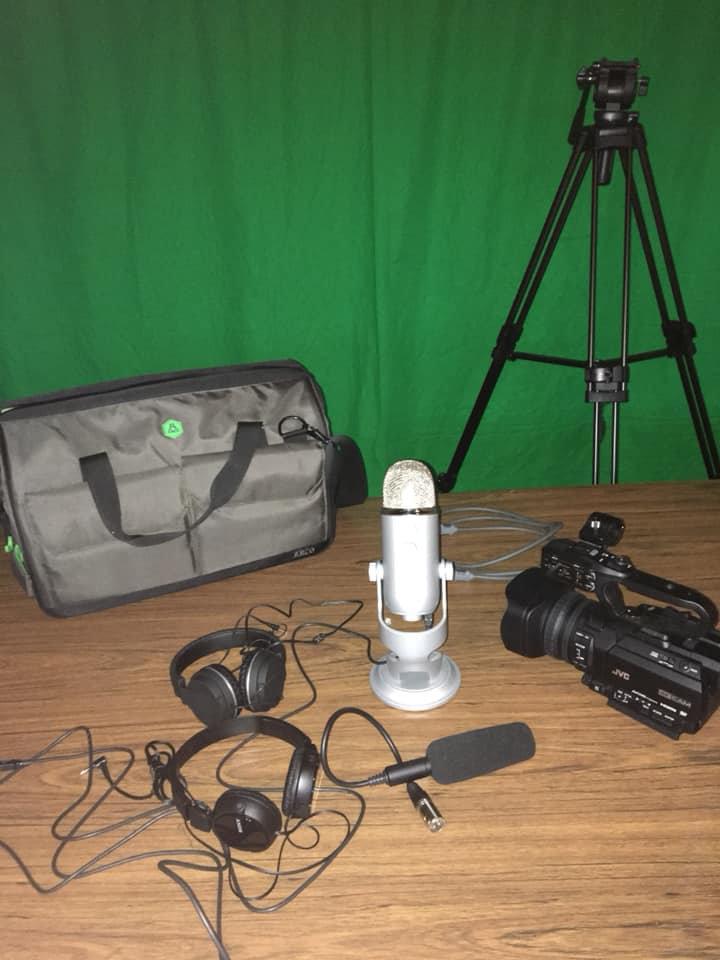 JVC 4K HD Camera Rental