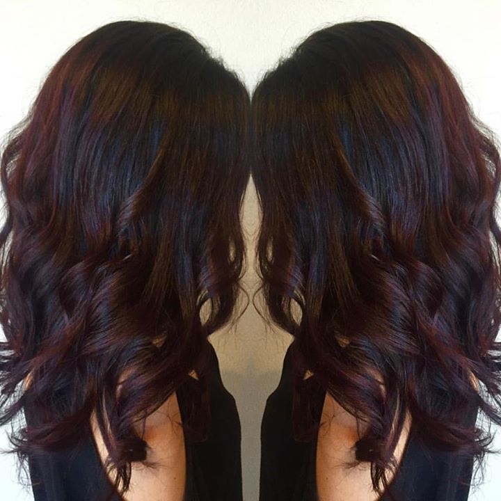 New do and new color for this college grad! Color melt level 3 base to 4.76ri ends