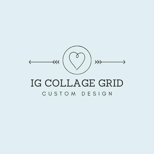 Instagram Collage Grid