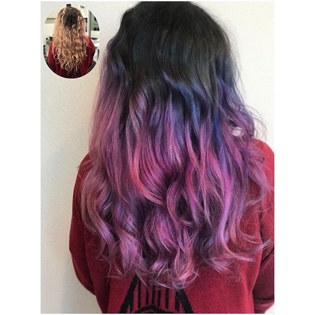 Unicorn 🦄 hair