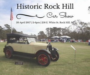 Historic Rock Hill Showcases The Anderson