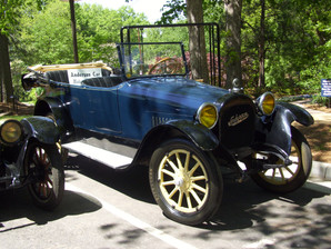 Historic Rock Hill Presents Antique Car Show