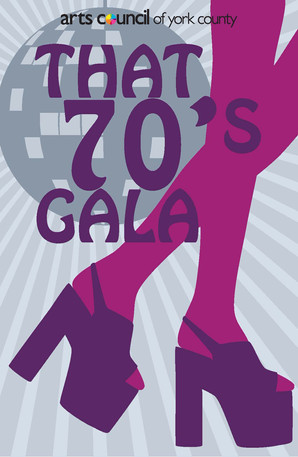 That 70's Gala It's going to be dy-no-mite!
