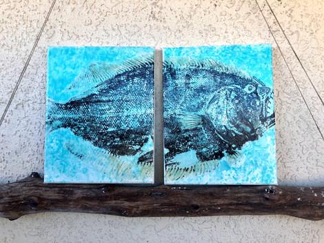 two panel flounder