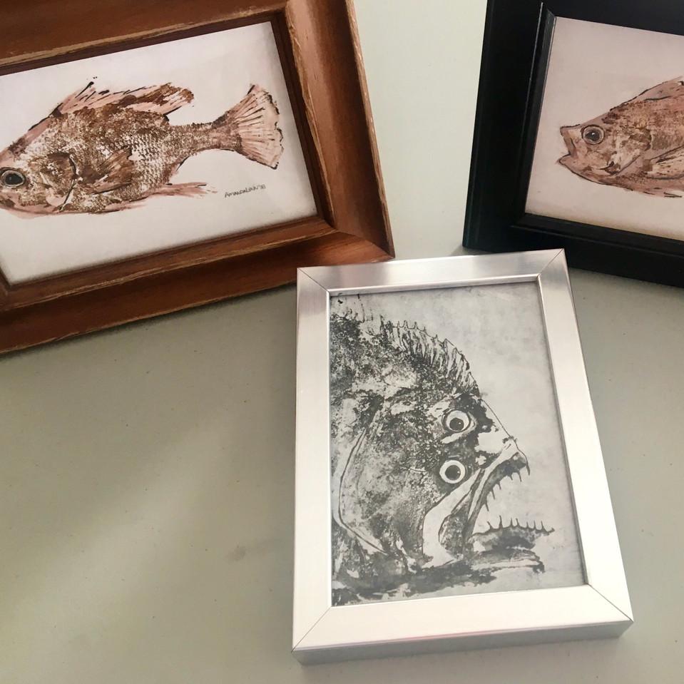 Spooooky Flounder!