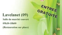 III ème Salon du Bien-être à Lavelanet 20 et 21 octobre 2018