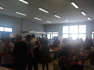 Voici quelques photos du 2 ème  Salon du Bien-être à Rieucros. Pour cette deuxième édition, encore u