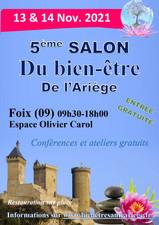 Au plaisir de vous retrouver pour le 5ème Salon :) qui aura lieu cette année les 13 et 14 novembre