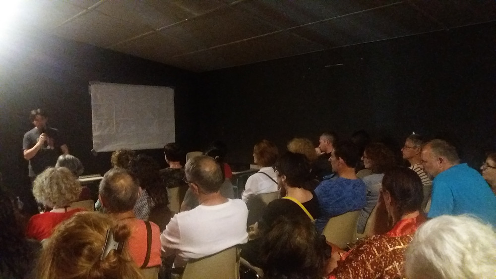 """Conférence """"Approche émotionnelle, énergétique et spirituelle du lieu"""" d'Alexandre Canal"""