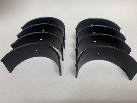 Tri-Metal Rod Bearings Update