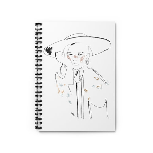 """I Love Summer"" Note Book"