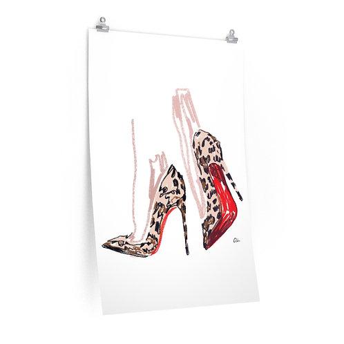 """""""Loubo Lovin"""" Poster"""