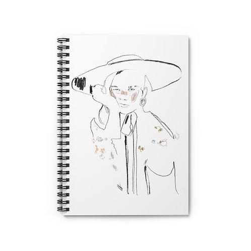 """I Love Summer"" Note Book"