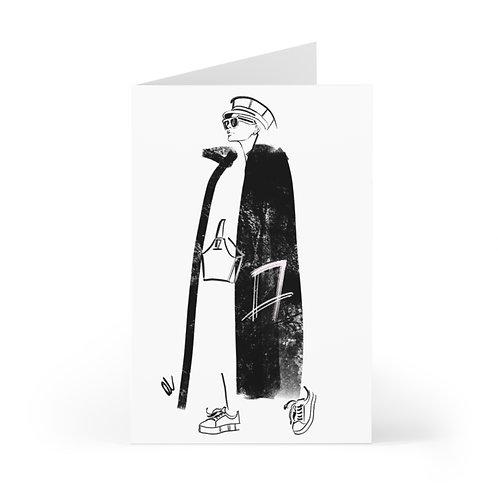 """Queen"" Cards (7 pcs)"