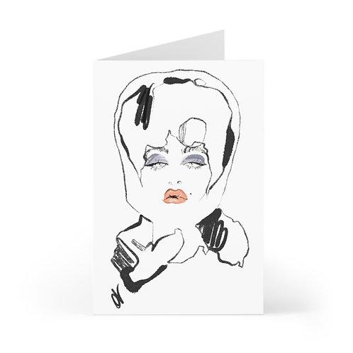 """""""Whatcha Lookin At"""" Cards (7 pcs)"""
