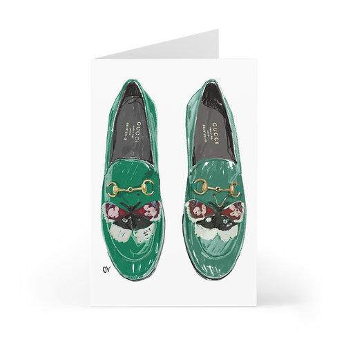 """""""Got to have dem Gucci Shoes"""" Cards (7 pcs)"""