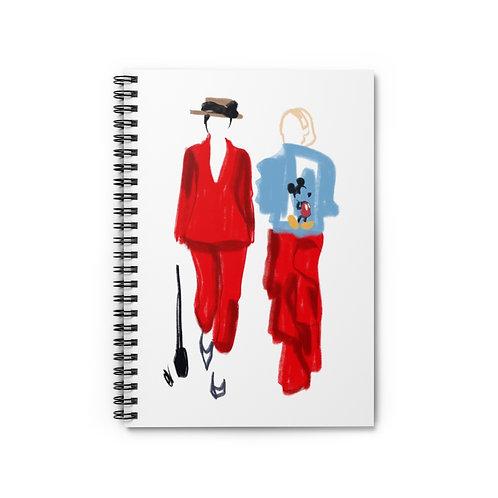"""""""Hey Micky"""" Note Book"""