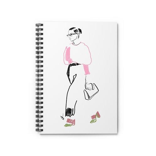 """""""OOTD Walk"""" Note Book"""