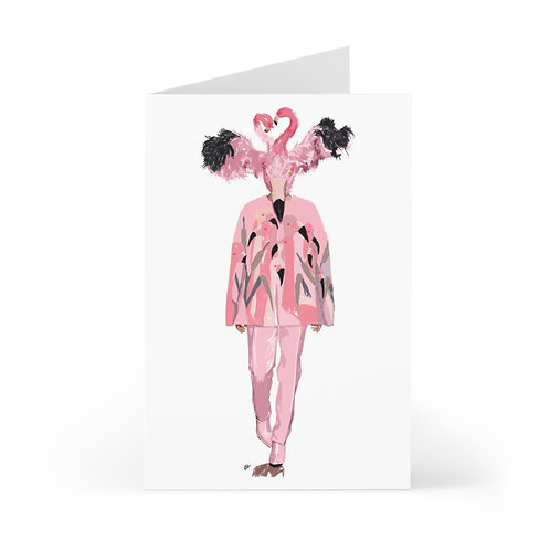 Lady Bird Cards (7 pcs)
