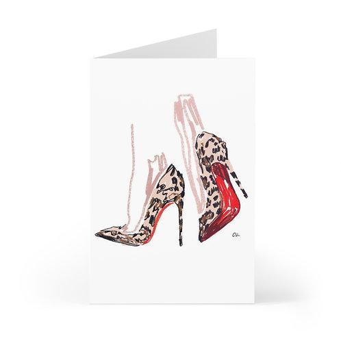 """Loubo Lovin"" Cards (7 pcs)"