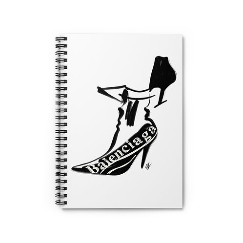 """Must have BB Boots"" Note Book"