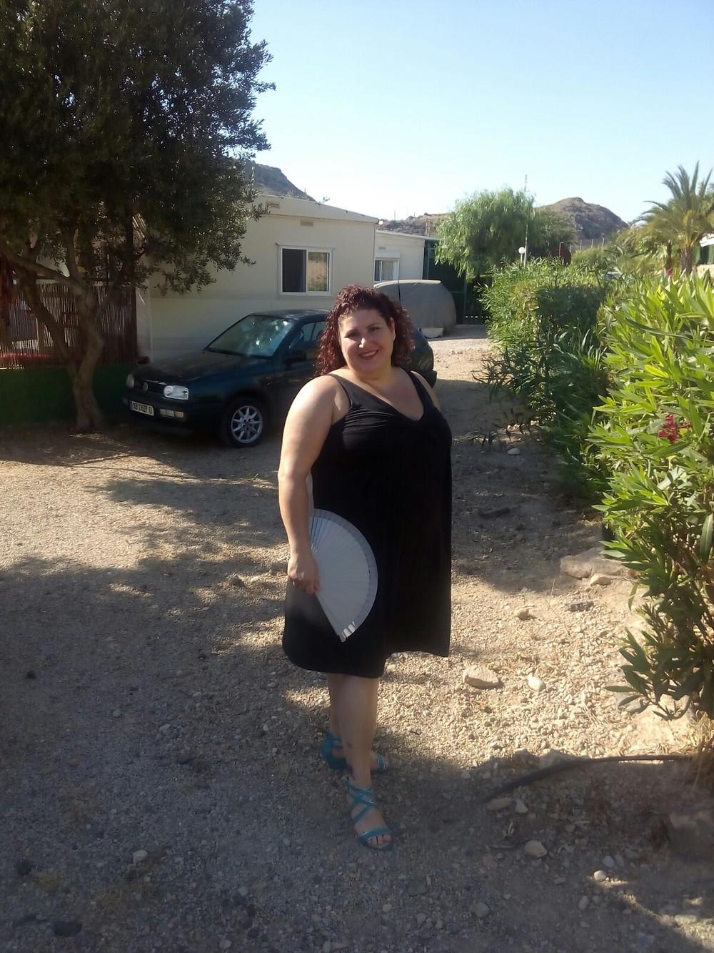 IMNA perdió 22 kilos en 5 meses, adelgazar con hipnosis fuengirola mijas