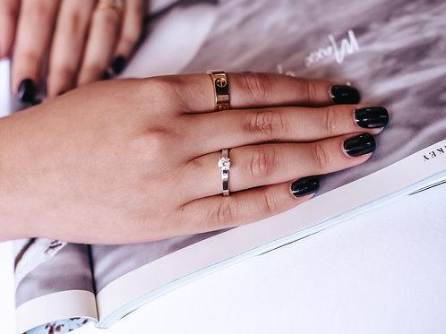 Niki Engagement ring