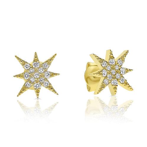 G Star Earrings