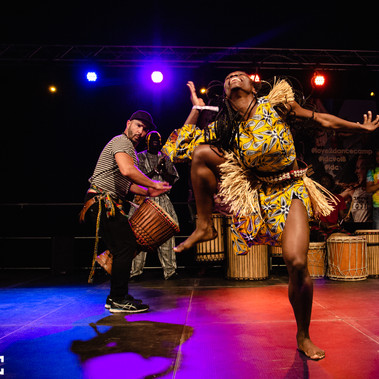 Congo Dance