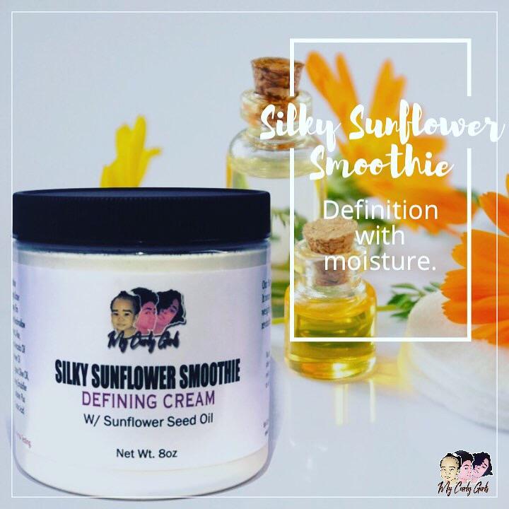 Silky Sunflower Smoothie