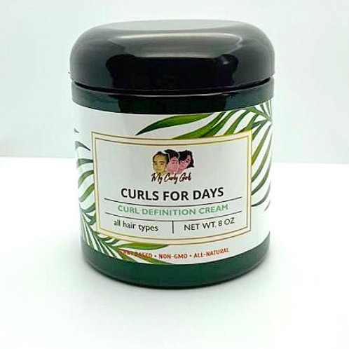Curls For Days Curl Definition Cream