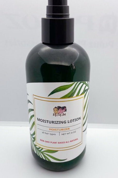 My Curly Girl Moisturizing Lotion