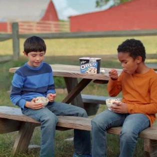 Brasher   Breyers commercial