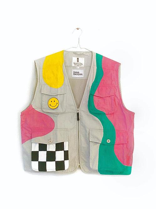 Upcycled Utility Vest