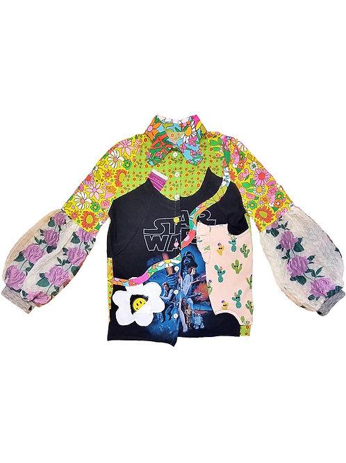 Upcycled Family Shirt