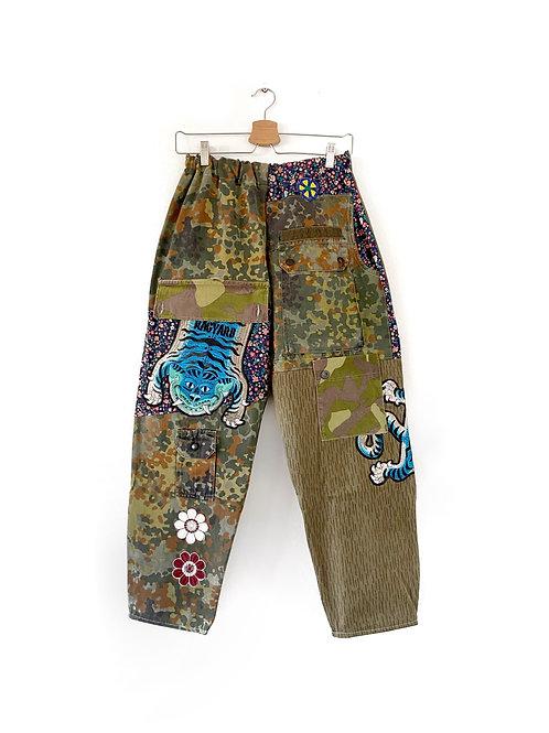 DR x Ragyard Military Pants