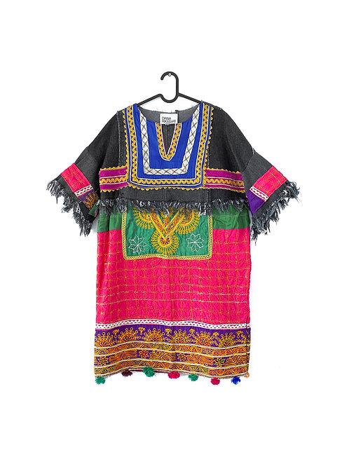 Reworked Kohistani Dress