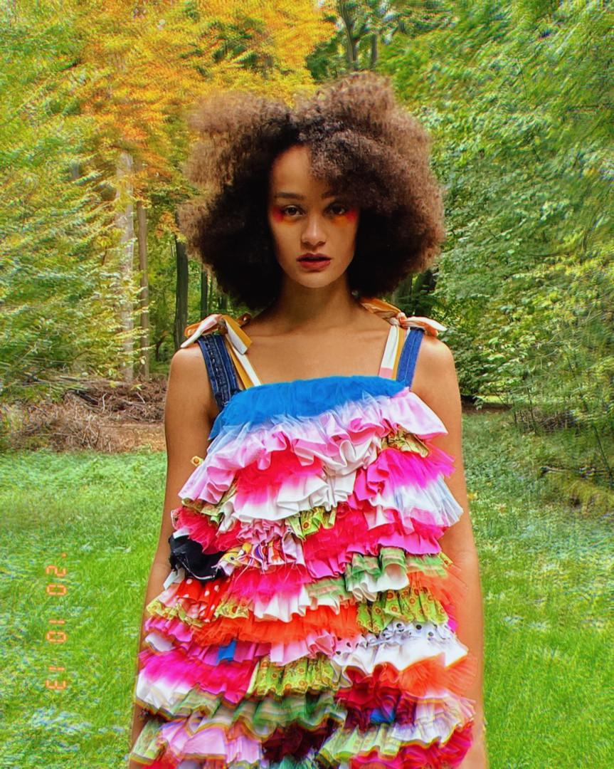 """""""COVID-19 QUARANTINE"""" for Vancouver Fashion Week SS21"""
