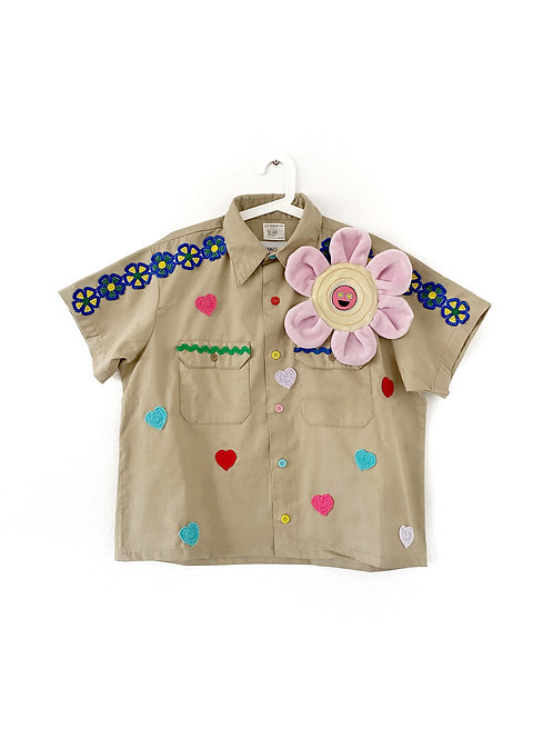 DR x Ragyard Scout Top
