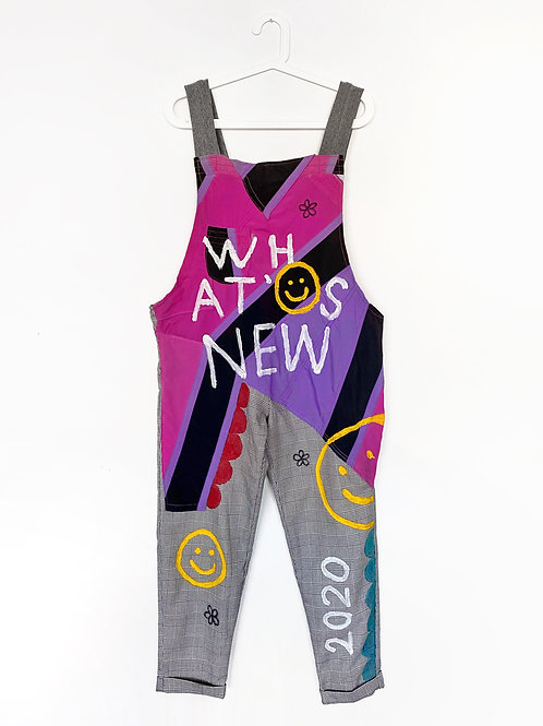 Upcycled 2020 Jumpsuit