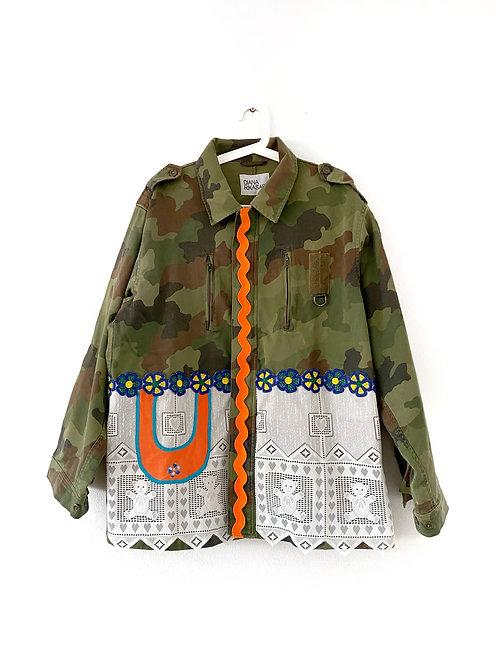 DR x Ragyard Military Jacket