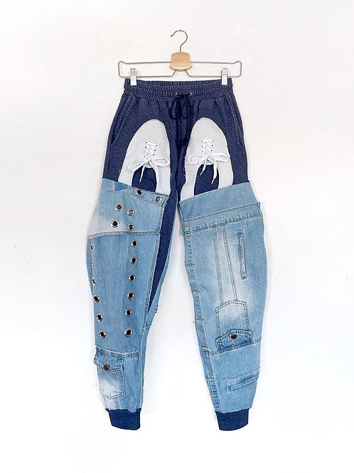 Upcycled Jogger Pants